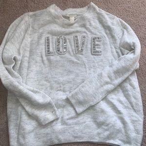 Sequence L.O.V.E sweater